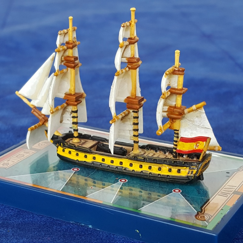 Diana, all yellow and beautiful. Love the frigates! They're pretty and elegant.