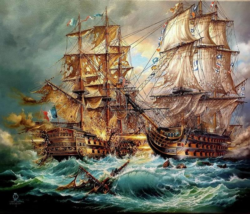 Name:  2-battle-of-trafalgar-robert-zietara.jpg Views: 337 Size:  345.5 KB