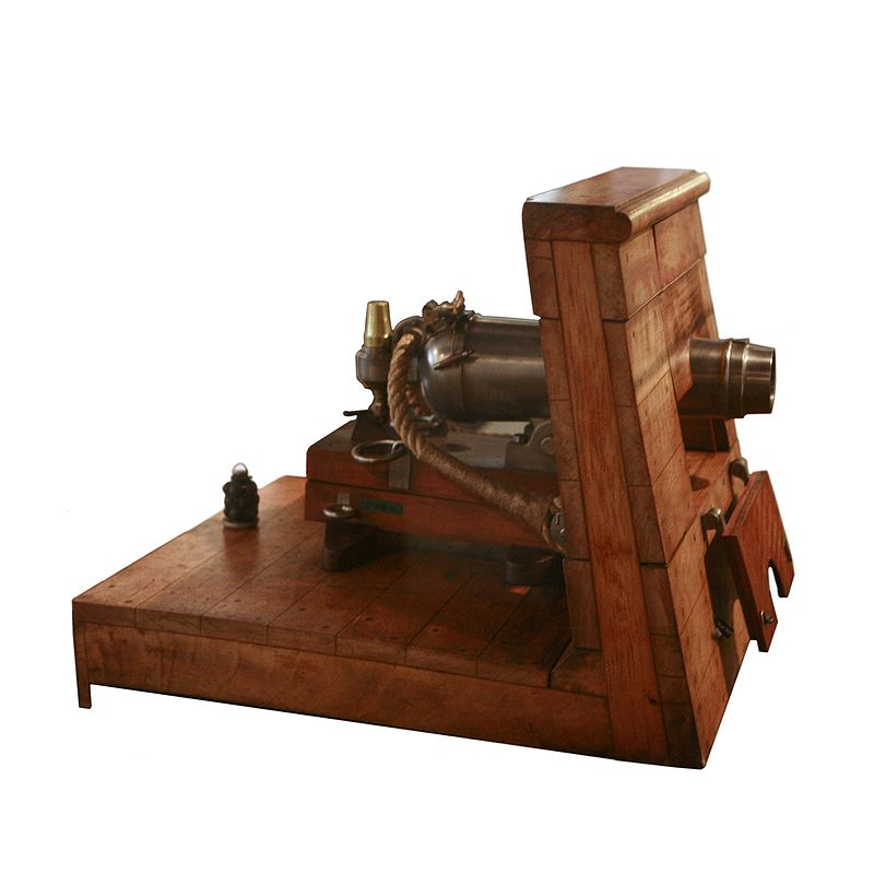 Name:  Model of a carronade.jpg