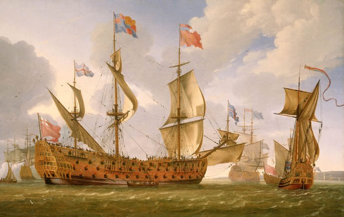 Name:  The_HMS_Prince_Before_the_Wind.jpg Views: 226 Size:  57.9 KB