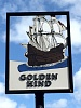 golden hind sign