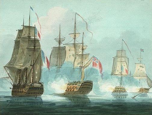 Name:  HMS_Caesar_(1793)_engaging_Mont_Blanc.jpg Views: 64 Size:  46.7 KB