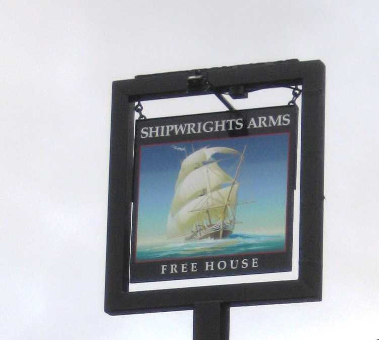Name:  Shipwrights-Arms- Shaldon village.jpg