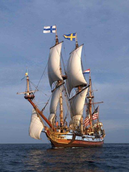 Name:  Kalmar Nyckel under sail.jpg Views: 191 Size:  46.1 KB