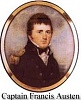 Captain Francis Austen -- Jane Austen's brother