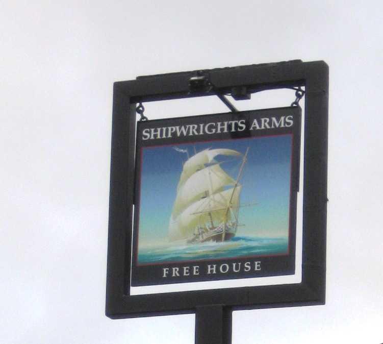 Name:  Shipwrights-Arms- Shaldon village.jpg Views: 23 Size:  29.9 KB