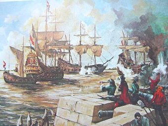 Name:  Bombardment of Fort Willoughby.jpg Views: 1042 Size:  116.8 KB