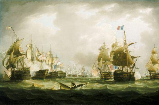 Name:  The_Battle_of_Trafalgar,_21_October_1805,_beginning_of_the_action.jpg Views: 21 Size:  34.5 KB