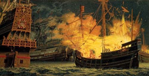 Name:  Spanish-Armada-Pic.jpg Views: 2330 Size:  28.5 KB