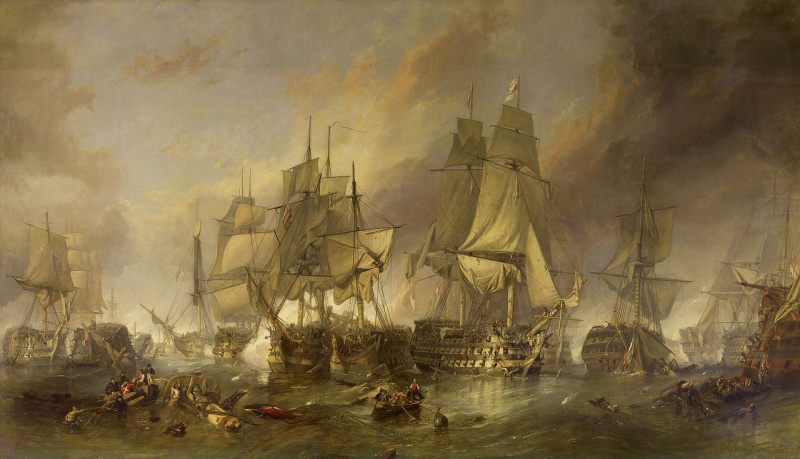 Name:  1280px-The_Battle_of_Trafalgar_by_William_Clarkson_Stanfield.jpg Views: 243 Size:  131.6 KB