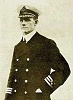 Captain Henry Kendall of the Empress of Ireland