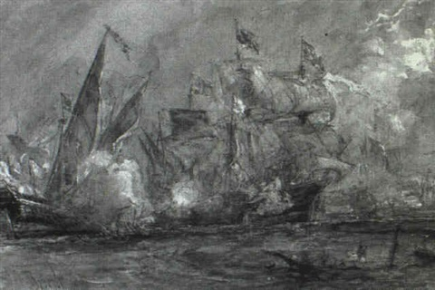 Name:  oswald-walters-brierly-drakes-fire-ships-at-the-battle-of-cadiz.jpg Views: 778 Size:  56.0 KB