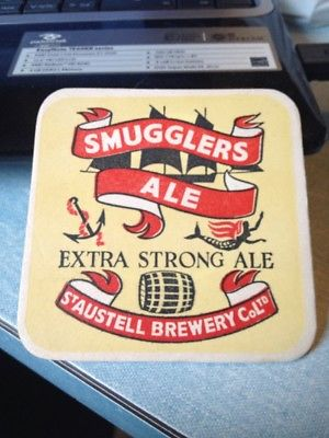 Name:  Two-Sided-Beermat-Smugglers-Ale-Vintage-St.jpg