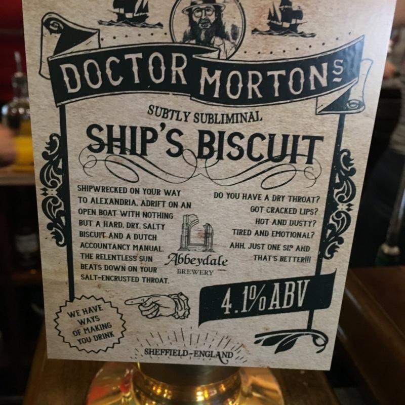 Name:  DoctorMortonShipsBiscuit.jpg Views: 33 Size:  236.9 KB