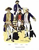 Revolutionary War RN uniforms