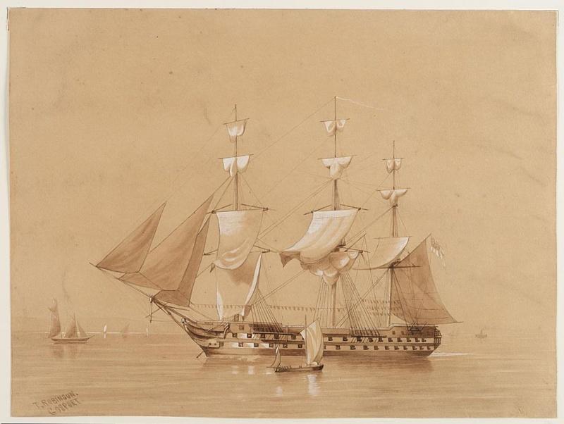 Name:  HMS_Revenge_at_Gosport.jpg Views: 13 Size:  133.7 KB