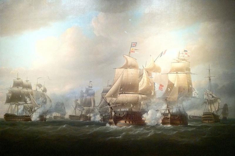 Name:  Duckworth's_action_off_San_Domingo,_6_February_1806,_Nicholas_Pocock.jpg Views: 64 Size:  163.5 KB