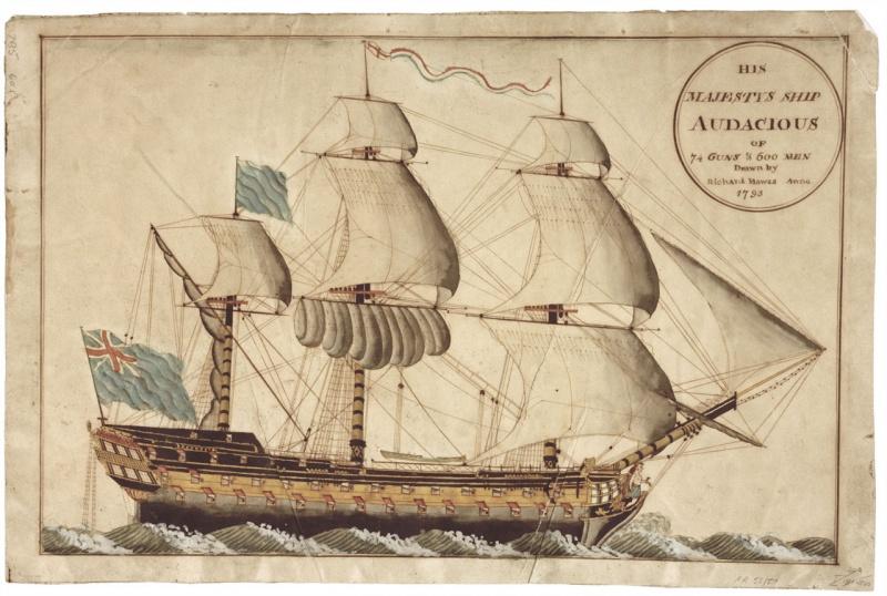 Name:  His_Majestys_Ship_Audacious.jpg Views: 431 Size:  174.6 KB