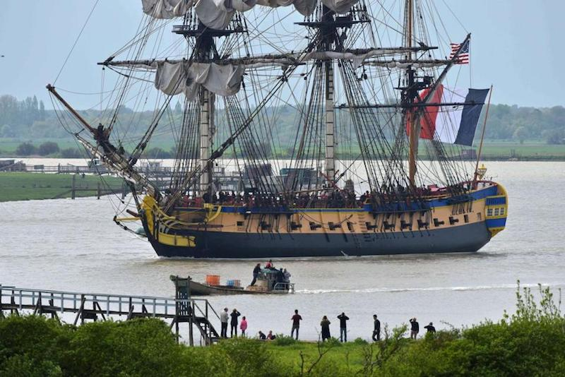 Name:  L'Hermione frigate 1770's 4.jpg Views: 52 Size:  89.9 KB
