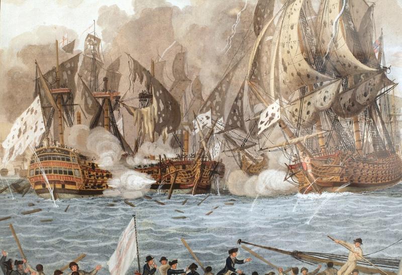 Name:  FIVE-Combat_naval_12_avril_1782-Dumoulin-IMG_5486.jpg Views: 116 Size:  231.4 KB