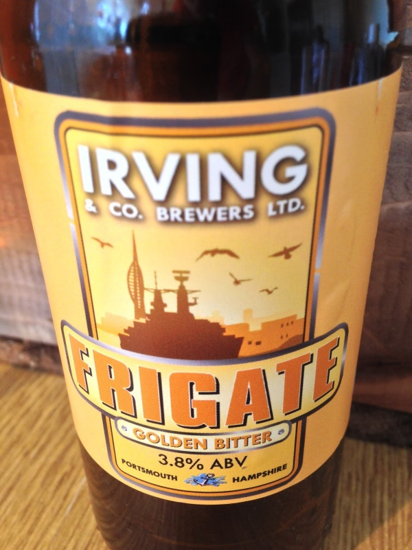 Name:  Frigate beer.jpg