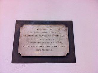 Name:  Memorial_to_Sir_John_Borlase_Warren,_1st_Baronet.JPG Views: 843 Size:  9.6 KB