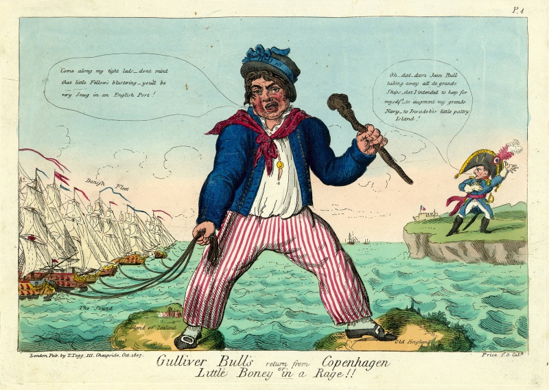 Name:  Gulliver_Bull's_Return_from_Copenhagen_(NAPOLEON_152).jpg Views: 27 Size:  240.6 KB