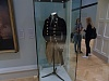 One of Nelson's undress uniform coats.  Note how small he was.