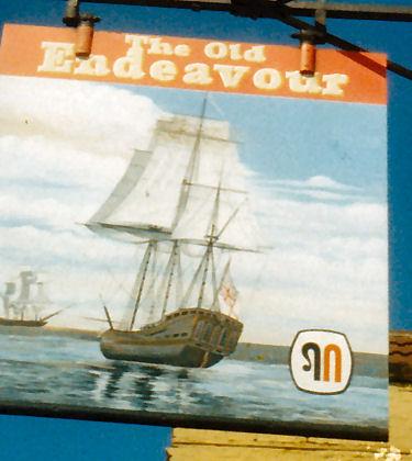 Name:  Old-Endeavour-sign-1987-Dover.jpg Views: 132 Size:  44.7 KB