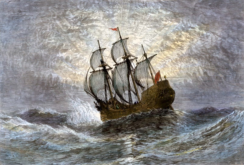 Name:  Mayflower-sea-woodcut.jpg